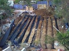 leach field system