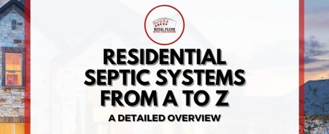 Septic Systems for home owners in Texas