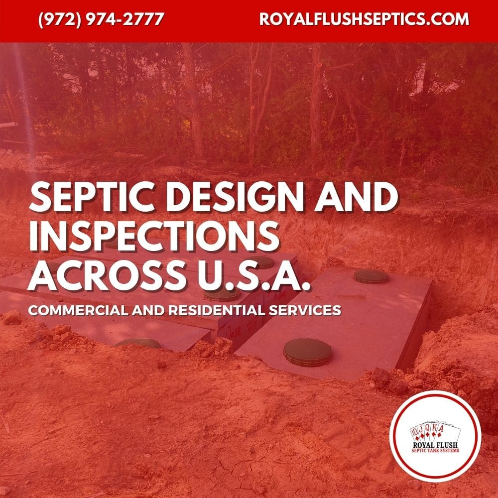 septic service near me - inspection and design